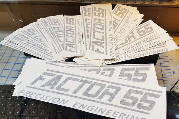 Die Cut Vinyl Stickers The Sticker Mafia - How to install custom die cut vinyl stickers